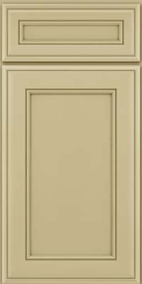 Square Recessed Panel - Veneer (AA6M) Maple in Willow - Base