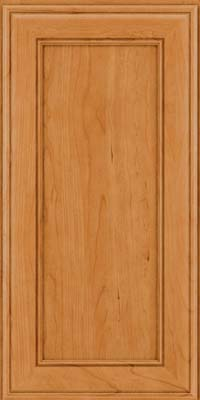 Holace Square (AA6C4) Cherry in Natural - Wall
