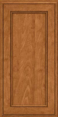 Square Recessed Panel - Veneer (AA6M) Maple in Praline - Wall