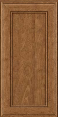 Square Recessed Panel - Veneer (AA6M) Maple in Rye - Wall