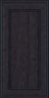 Square Recessed Panel - Veneer (AA6M) Maple in Slate - Wall