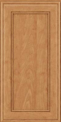 Square Recessed Panel - Veneer (AA6M) Maple in Toffee - Wall