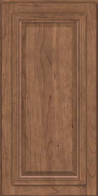 Square Raised Panel - Solid (AA7C) Cherry in Husk - Wall