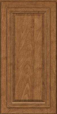 Square Raised Panel - Solid (AA7M) Maple in Rye - Wall