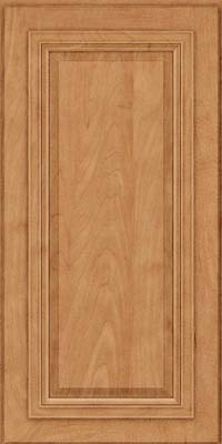 Square Raised Panel - Solid (AA7M) Maple in Toffee - Wall