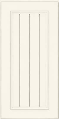 Naples Square (AA9M4) Maple in Dove White - Wall