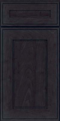 Square Raised Panel - Solid (AB1M) Maple in Slate - Base
