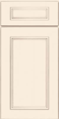 Square Recessed Panel - Solid (AB3M) Maple in Canvas - Base