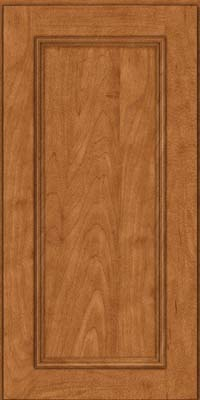 Square Recessed Panel - Solid (AB3M) Maple in Praline - Wall
