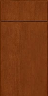 Slab - Veneer (AB4C) Quartersawn Cherry in Cinnamon - Base