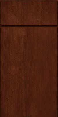 Slab - Veneer (AB4C) Quartersawn Cherry in Kaffe - Base