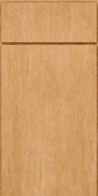 Slab - Veneer (AB4O) Quartersawn Oak in Natural - Base