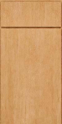 Slab - Veneer (AB4O) Quartersawn Oak in Natural - Base