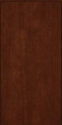Slab - Veneer (AB4C) Quartersawn Cherry in Kaffe - Wall