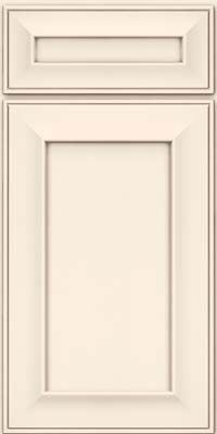 Square Recessed Panel - Solid (AB6M) Maple in Canvas - Base
