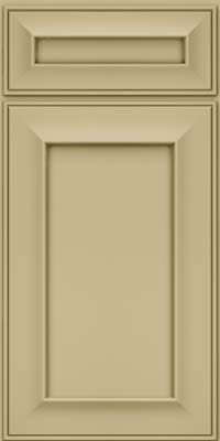 Square Recessed Panel - Solid (AB6M) Maple in Willow - Base