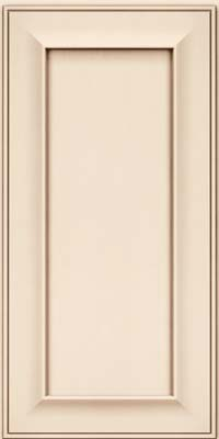 Square Recessed Panel - Solid (AB6M) Maple in Canvas w/Cocoa Glaze - Wall