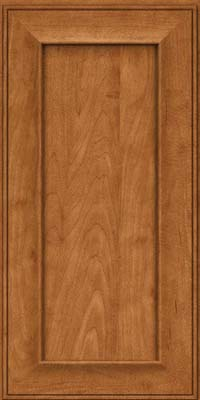 Square Recessed Panel - Solid (AB6M) Maple in Praline - Wall