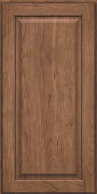 Square Raised Panel - Veneer (AB9C) Cherry in Husk - Wall