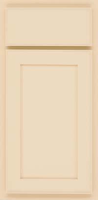 Square Recessed Panel - Veneer (AC4M) Maple in Biscotti - Base