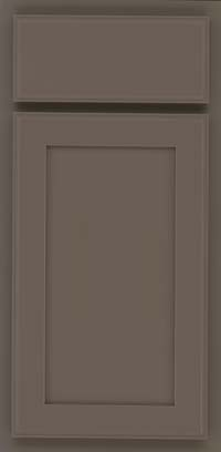 Square Recessed Panel - Veneer (AC4M) Maple in Greyloft - Base