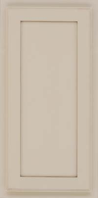 Square Recessed Panel - Veneer (AC4M) Maple in Canvas w/Cocoa Glaze - Wall