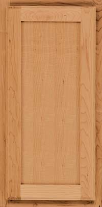 Square Recessed Panel - Veneer (AC4M) Maple in Honey Spice - Wall