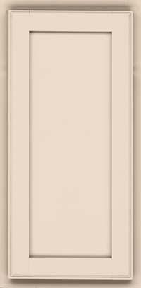 Square Recessed Panel - Veneer (AC4M) Maple in Mushroom - Wall
