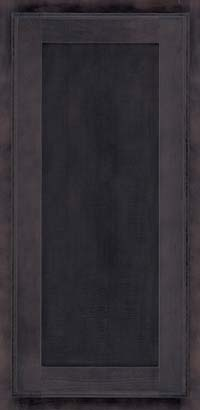 Square Recessed Panel - Veneer (AC4M) Maple in Slate - Wall