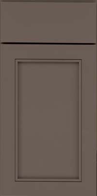 Square Recessed Panel - Veneer (AC1M) Maple in Greyloft - Base