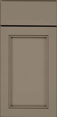 Square Recessed Panel - Veneer (AC1M) Maple in Sage - Base