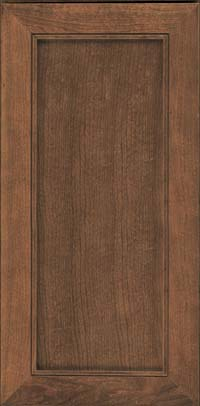 Square Recessed Panel - Veneer (AC1C) Cherry in Husk - Wall