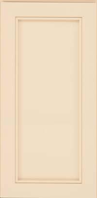 Square Recessed Panel - Veneer (AC1M) Maple in Biscotti - Wall