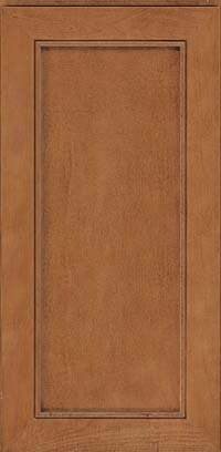Square Recessed Panel - Veneer (AC1M) Maple in Praline - Wall