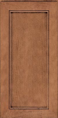 Square Recessed Panel - Veneer (AC1M) Maple in Rye - Wall