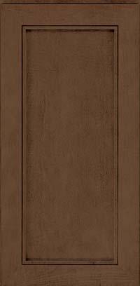 Square Recessed Panel - Veneer (AC1M) Maple in Saddle - Wall