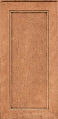 Square Recessed Panel - Veneer (AC1M) Maple in Toffee - Wall