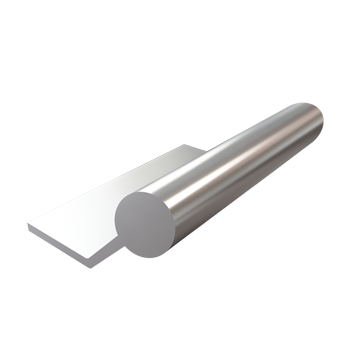 Aluminum Integrated Angled Pull