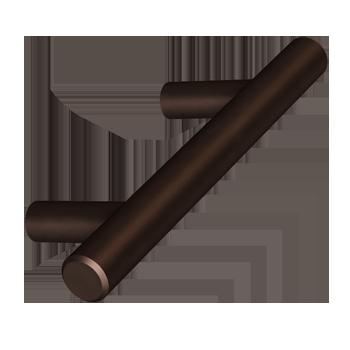 Ancient Bronze Bar Pull