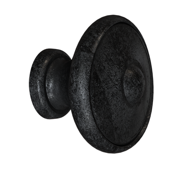 Blackened Pewter Knob
