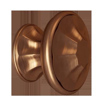Brushed Bronze Empire Knob