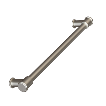 Satin Nickel Baluster Pull