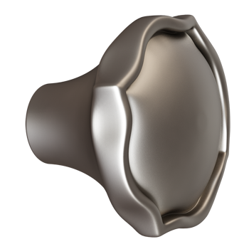 Satin Nickel Century Knob