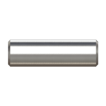 Stainless Steel Bar Knob - Alternate View