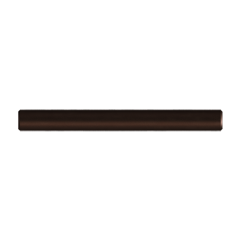 Ancient Bronze Bar Pull - Alternate View