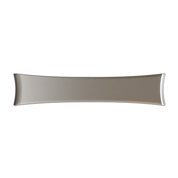 Satin Nickel Sail Pull - Alternate View