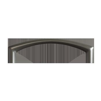 Matte Nickel Tailored Pull - Alternate View
