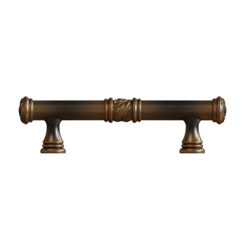 Venetian Bronze Pull - Alternate View