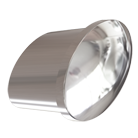 Polished Nickel Tailored Knob (7017.PN)