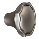 Satin Nickel Century Knob (7142.SN)
